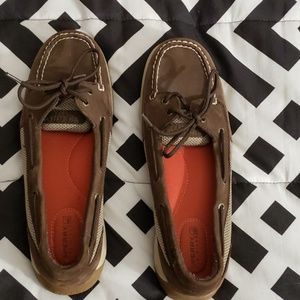 Women's Sperry's Topsider size 10